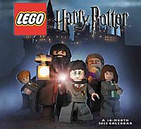Lego Harry Potter 2013 Calendar