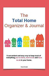 The Total Home Organizer & Journal