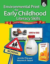 Environmental Print for Early Childhood Literacy Skills