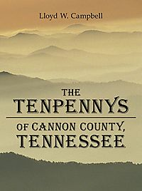 The Tenpennys of Cannon County, Tennessee