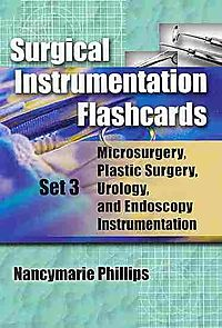 Surgical Instrument Flashcards Set 3