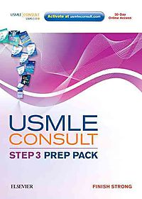 USMLE Consult Step 3 Prep Pack Pass Code