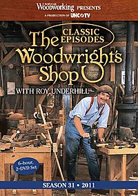 The Woodwright's Shop Season 31