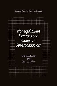 Nonequilibrium Electrons and Phonons in Superconductors