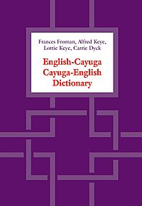 English-Cayuga / Cayuga-English Dictionary