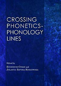 Crossing Phonetics-Phonology Lines