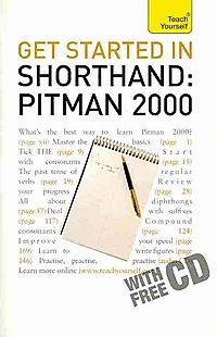 Get Started in Shorthand