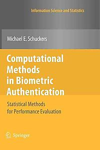 Computational Methods in Biometric Authentication