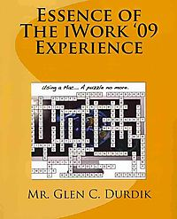 Essence of the IWork '09 Experience