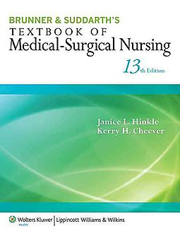 Brunner suddarths textbook of medical surgical nursing hinkle brunner suddarths textbook of medical surgical nursing fandeluxe Choice Image