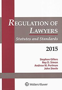 Regulation of Lawyers 2015