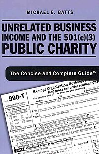 Unrelated Business Income and the 501c3 Public Charity