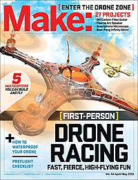 Make Vol. 44 April/May 2015