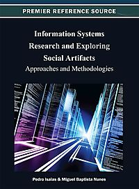 Information Systems Research and Exploring Social Artifacts