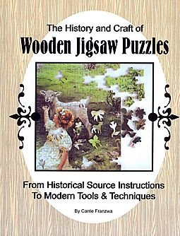 The History and Craft of Wooden Jigsaw Puzzles