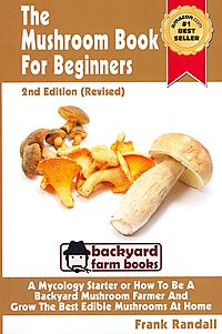 The Mushroom Book for Beginners