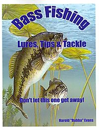 Bass Fishing Lures, Tips & Tackle