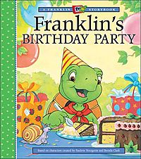 Franklin's Birthday Party
