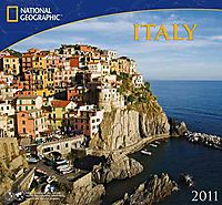 National Geographic Italy 2011 Calendar