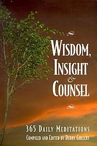 Wisdom, Insight & Counsel