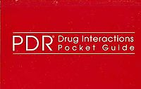 PDR Drug Interactions Pocket Guide