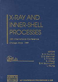 X-Ray and Inner-Shell Process