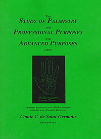 The Study of Palmistry for Professional Purposes and Advanced Purposes (1897)