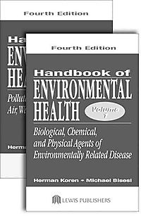 Handbook of Environmental Health