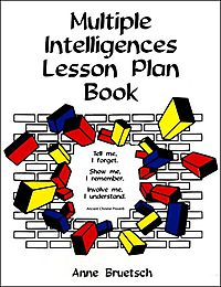 Multiple Intelligences Lesson Plan Book