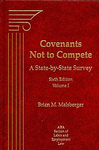 Convenants Not to Compete