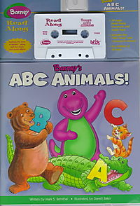 Barney's ABC Animals Read Along