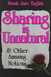 Sharing Is Unnatural