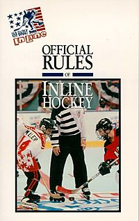 Official Rules of Inline Hockey
