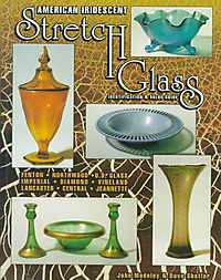 American Iridescent Stretch Glass