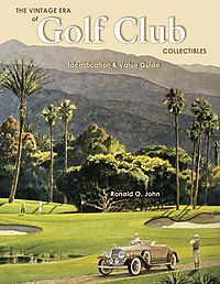Vintage Era of Golf Club Collectibles