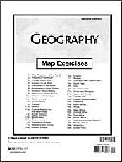 Geography Map Exercises