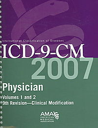 ICD-9-CM 2007 Physician