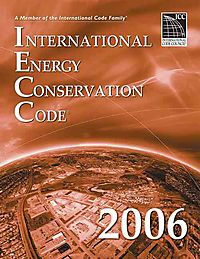International Energy Conservation Code 2006