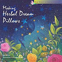 Making Herbal Dream Pillows