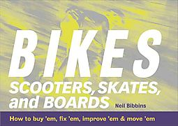 Bikes, Scooters, Skates and Boards