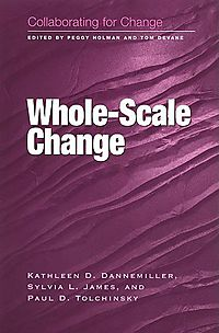 Whole Scale Change