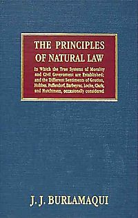 The Principles of Natural Law