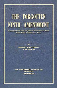THE FORGOTTEN NINTH AMENDMENT