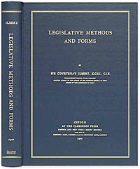 Legislative Methods and Forms