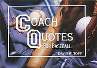 Coach Quotes for Baseball