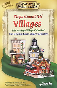 Department 56 Villages 2001