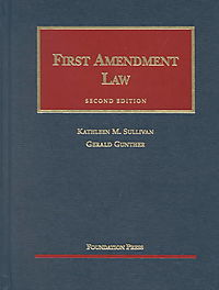 First Amendment Law