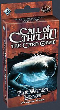Call of Cthulhu Lcg the Card Game