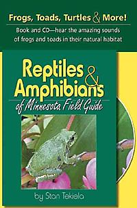 Reptiles & Amphibians of Minnesota Field Guide