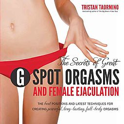 G spot orgasm guide